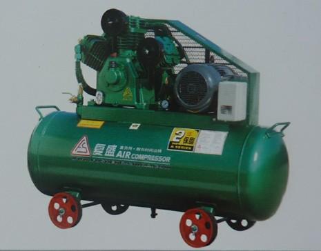 复盛往复活塞空气压缩机采用优质钢材锻造而